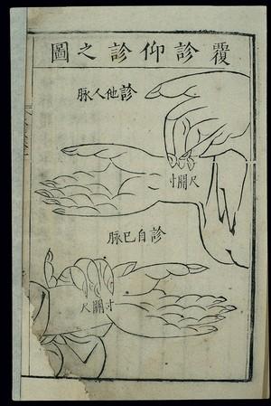 view Pulse diagnosis techniques: Fuzhen and yangzhen
