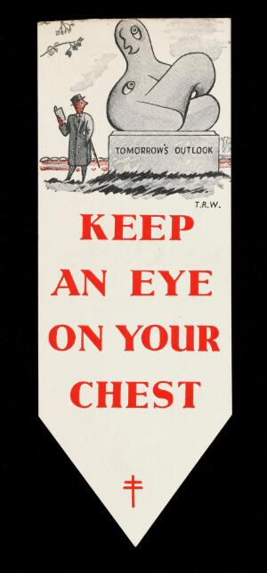 view Advert for chest X-rays