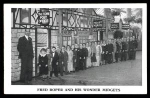 view Fred Roper and His Wonder Midgets