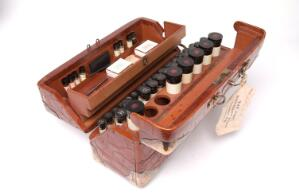 view Medicine chest of Sir Stanley Hewett, surgeon to the King.