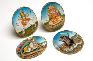 view Indian roundels