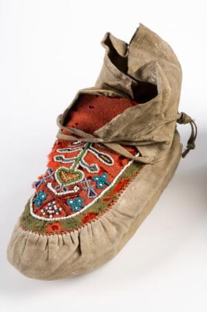 view Florence Nightingale's Moccasins