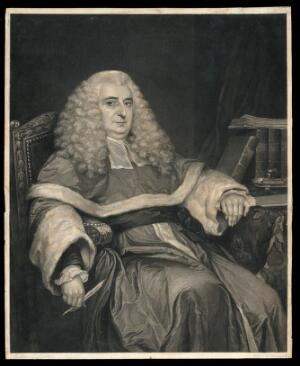 view John Hyde. Engraving by W. Sharp after R. Home. Engraving.