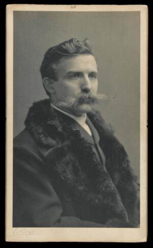 view Portrait of Henry Solomon Wellcome