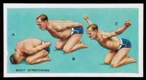view Body Stretching