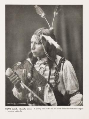 view White Face - Ogalalla Sioux