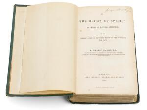 view On the origin of species by means of natural selection , or, The preservation of favoured races in the struggle for life / by Charles Darwin