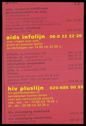 hiv dating nl