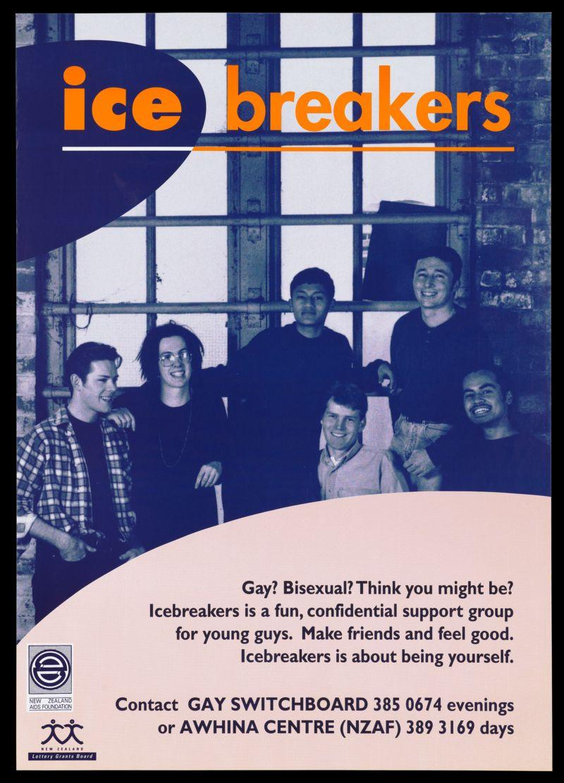 gay ice breakers