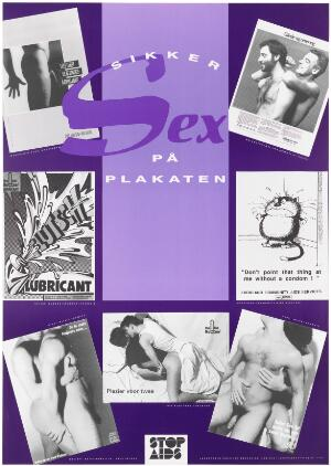 view Advert for safer gay sex