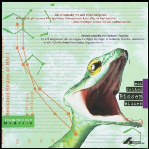 view Information on HIV featuring a snake