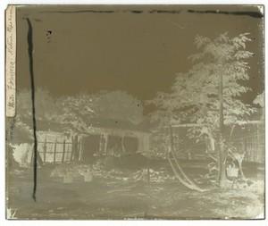 view Baksa, Formosa [Taiwan]. Photograph by John Thomson, 1871.