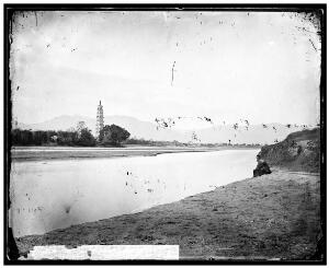 view Pearl River,China, by John Thomson, 1870.