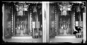 view Confucian altar by John Thomson