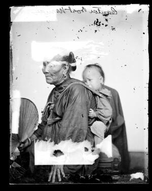 view Canton, Kwangtung province, China. Photograph by John Thomson, 1869.