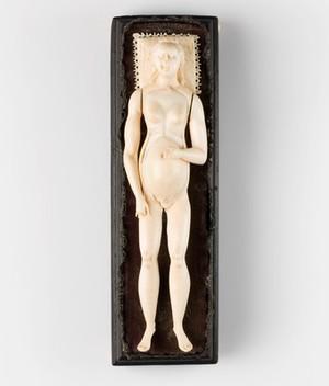 view Ivory female anatomical figure, Europe, 1601-1800