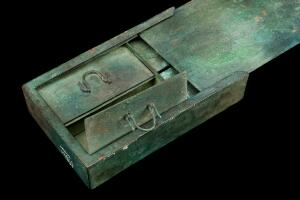 view Copy of a Roman pocket medicine chest, Europe, 1901-1930