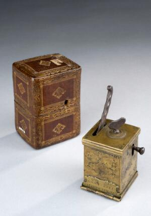 view Brass scarificator, Italy, 1669