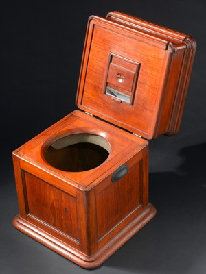 view Commode, Europe, 1831-1900