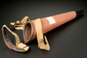 view Artificial leg, England, 1914-1920