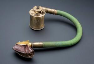 view Ellis-type compound inhaler, London, England, 1866-1885