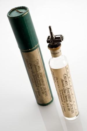 view Ethyl chloride spray, United Kingdom, 1925-1940