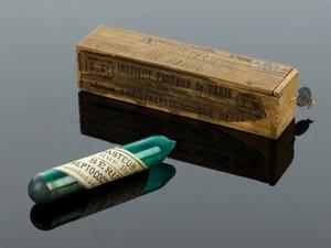 view Anti-streptococci serum, France, 1888-1932