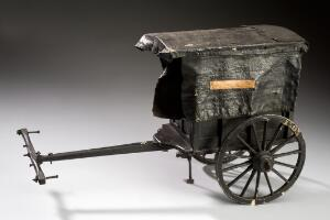 view Model ambulance, India, 1890-1930