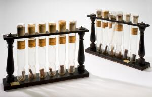 view Bacteriological preparations from the Pasteur Institute, Fra