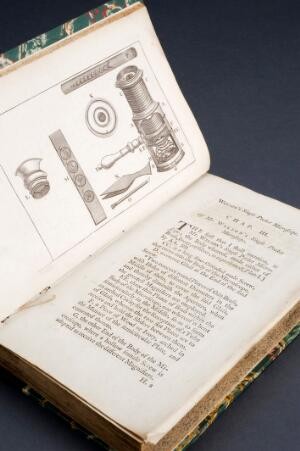view 'Employment for the Microscope', volume 1, by Henry Baker, E