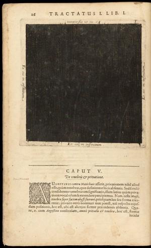 view Page 26: 'Utriusque cosmi maioris scilicet...'