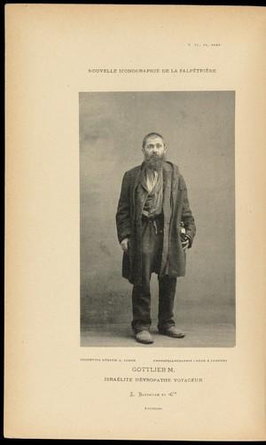 view Photograph described as 'Jew neuropath traveller'
