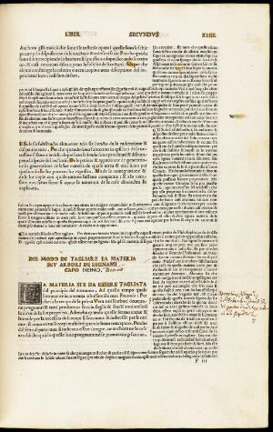 view De architectura libri dece / traducti de latino in vulgare affigurati: commentati
