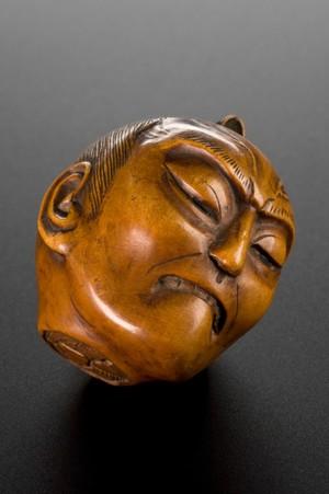 view Wooden netsuke, Japan, 1701-1900