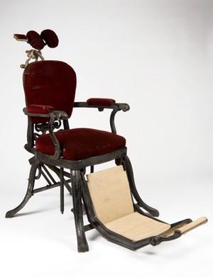 view Dental chair, England, 1880-1910