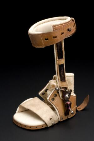 view Foot support, France, 1870-1890