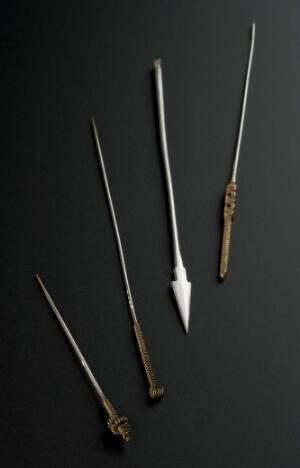 view Acupuncture needle, China, 1701-1900