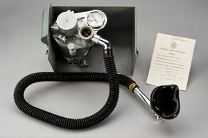 view Trilene inhaler, London, England, 1961-1970