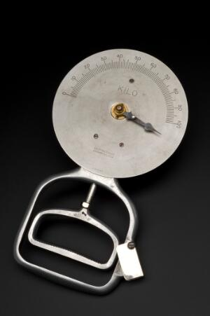 view Dynamometer, Chicago, United States, 1945-1955
