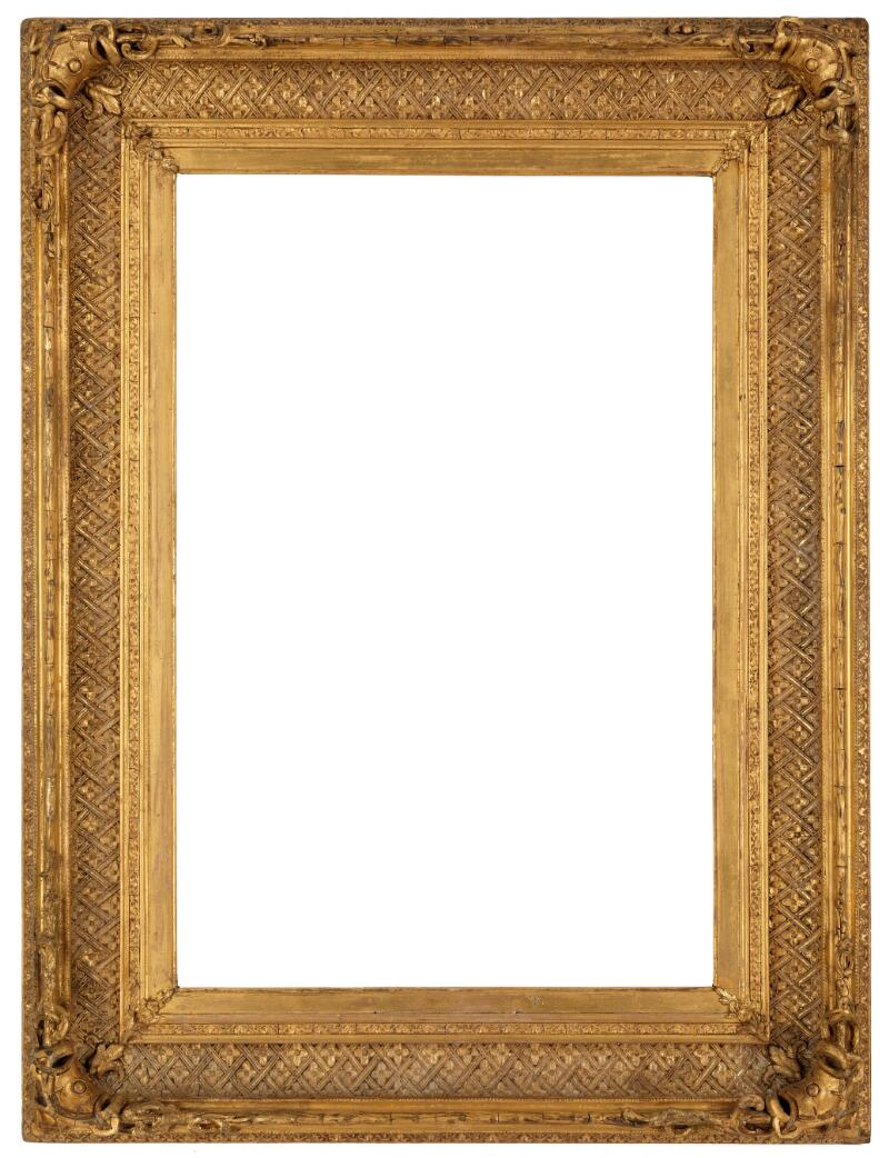 Oil Painting Frame Wellcome Collection
