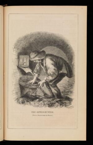 view London labour and the London poor : a cyclopaedia of the condition and earnings of those that will work, those that cannot work, and those that will not work.
