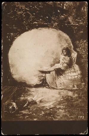 view Metamorphic Postcard, c.1900