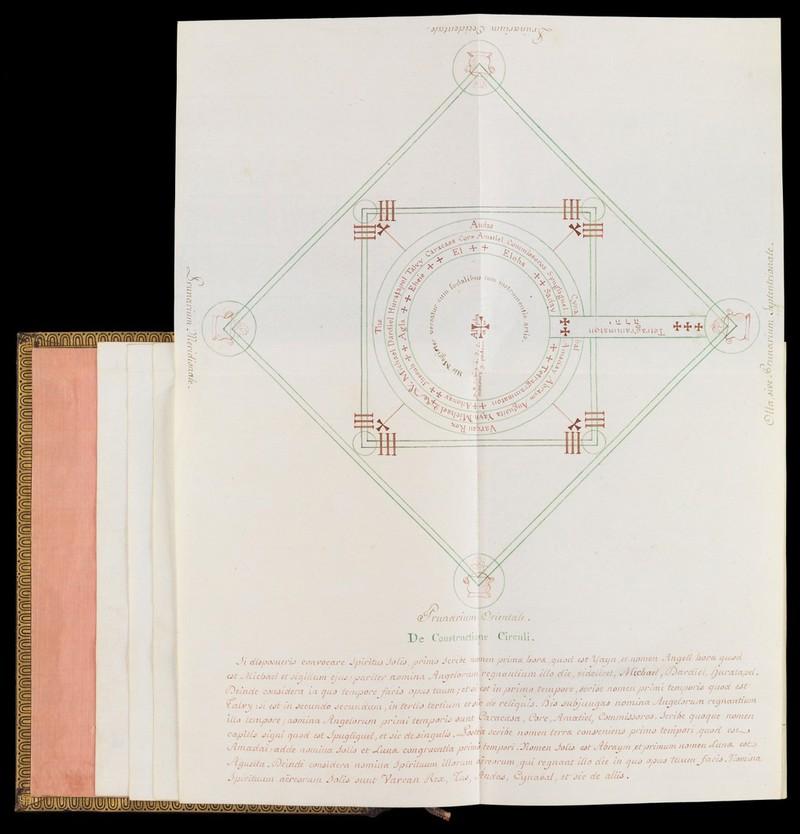 Vol  II  Les Clavicules de R  Salomon | Wellcome Collection