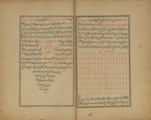 view Folio 40v-41r, Wellcome MS Persian 466.