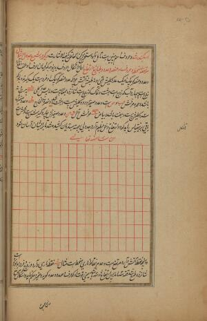 view Folio 40v, Wellcome MS Persian 466.