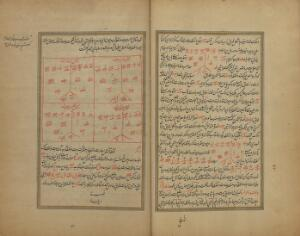 view Folio 30v-31r, Wellcome MS Persian 466.