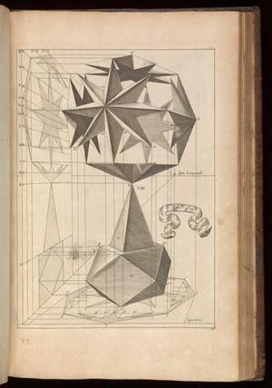 view Tab. 15. Woodcut diagram. La perspective curieuse...1663.