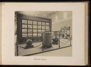 view No. 20, Electrical Exhibit. Gelatin silver print, 1904