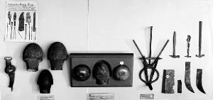 view Greco-Roman cupping vessels and Roman bronze rectal speculum from the Wellcome Historical Medical Museum