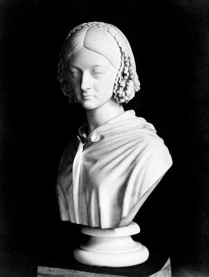 view Bust of F. Nightingale